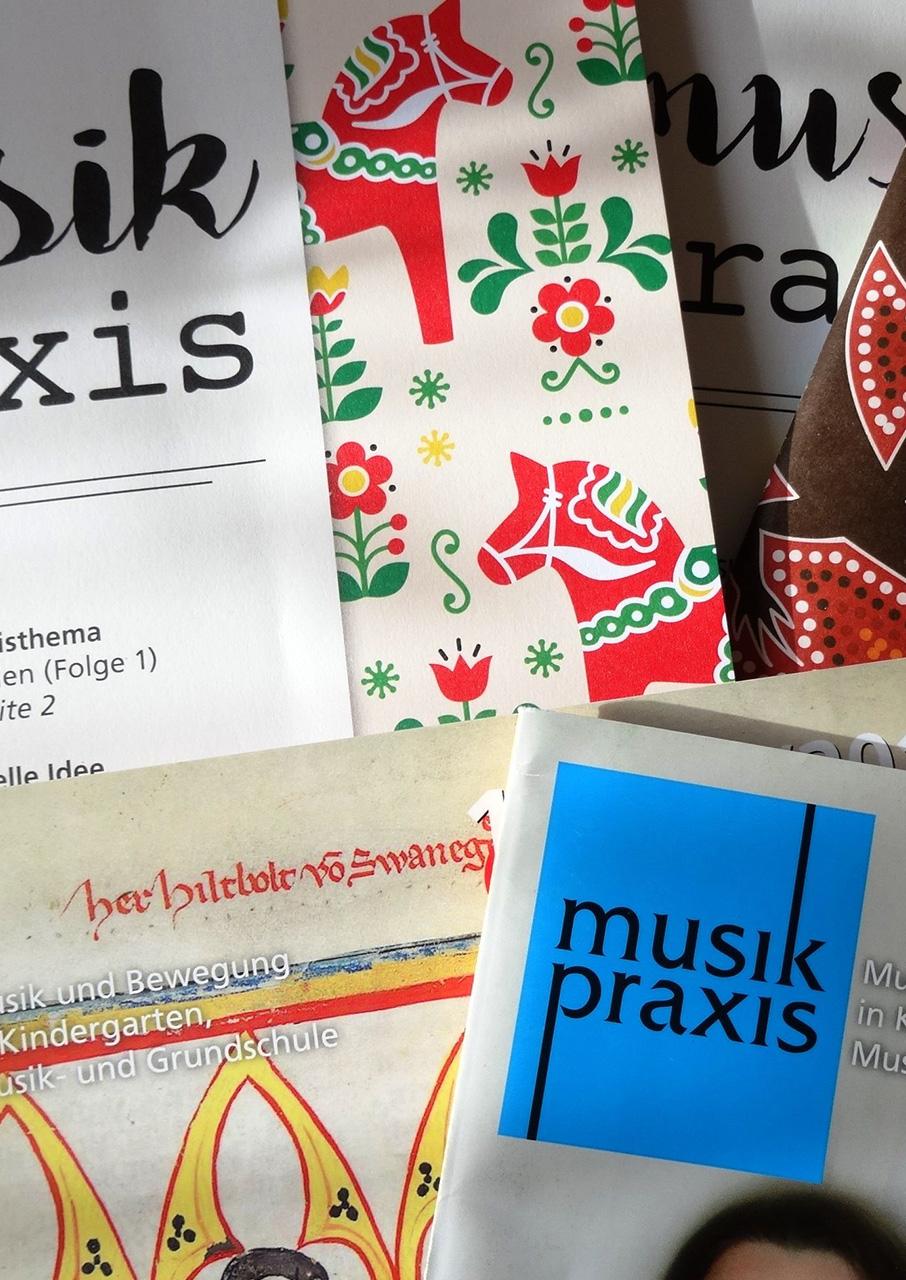 """Artikel in der Zeitschrift """"musikpraxis"""""""