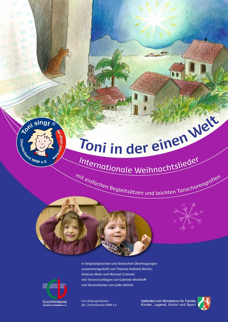 """Toni in der einen Welt: """"Internationale Weihnachtslieder"""""""